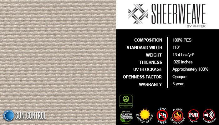 SheerWeave Blackout 7000 Canvas