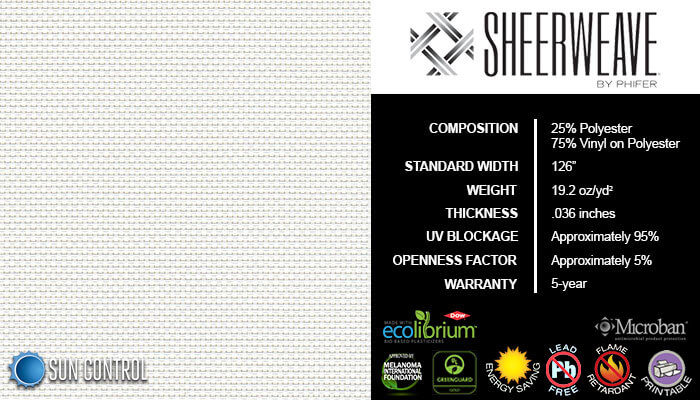 SheerWeave 4000 Eco Chalk