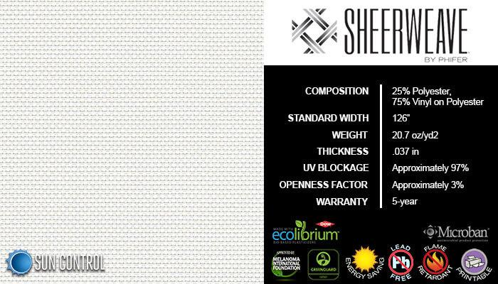 SheerWeave 4400 Eco Chalk