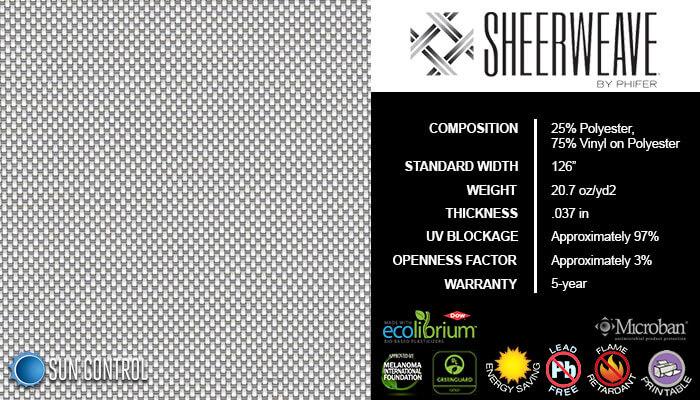 SheerWeave 4400 Eco Granite
