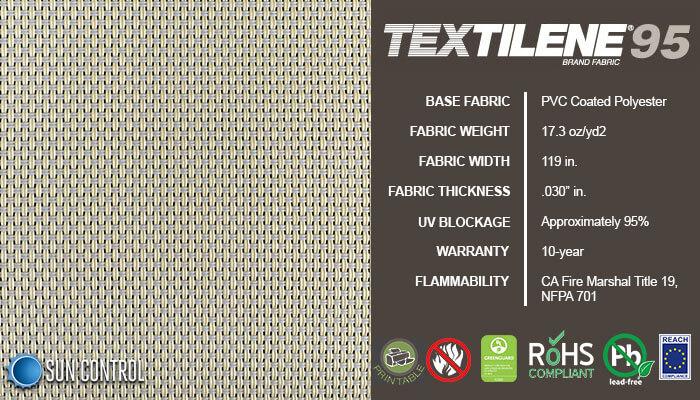 Textilene 95 Putty