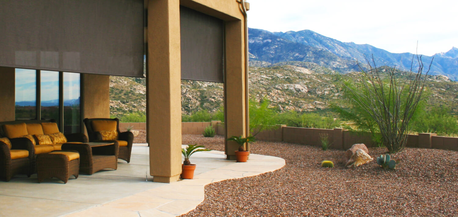 Sw Sun Control Shade Systems Tucson Arizona
